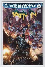 Batman DC Comics Rebirth Issue #1 (Amazing Las Vegas Comic Con Exc.- Philip Tan)