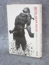 METAL GEAR SOLID Guns of the Patriots Novel KEIKAKU ITO Japan Book KD42