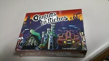 New Sealed Rogues To Riches Board Game by Sam Fraser growgiantgames