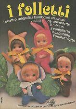 X4800 I FOLLETTI distribuiti da CIGG - Pubblicità 1978 - Advertising