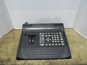 Videonics Model MX-1 NTSC Digital Video Mixer 4-Channel TESTED WORKING