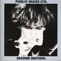 Public Image Limited - Second Edition [CD]