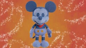 Disney Train Conductor Mickey Mouse Plush Amazon March 2020 Year of the Mouse