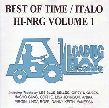 Best of TIME/Italo Hi-NRG Vol.1 -  SEALED CD - NEW!