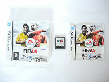FIFA 09 complete in box with manual Nintendo DS game