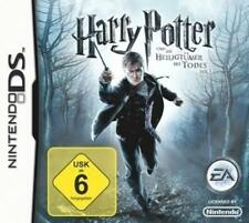 Nintendo DS 3DS Harry Potter und die Heiligtümer des Todes 1 Neuwertig