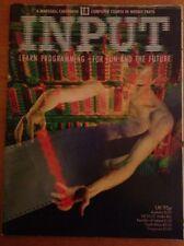 D'entrée. Vintage Magazine informatique. numéro 18. SPECTRUM, C64, dragon, Electron, BBC