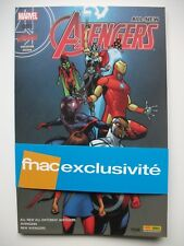 PANINI Comics variante Collector FNAC exclu 1200 ex - ALL-NEW AVENGERS 1 - ASRAR
