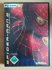 Spider-Man 2 the Game PC CD-ROM / Zustand gut