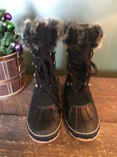 Juicy Couture Sarabeth Tall Ladies Winter Boot Size 10 NEW