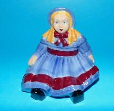 WADE ornament Figurine 'Emily Doll' collectors club 1998 1st Quality