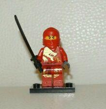 LEGO ninjago: Kai Dx - Minifig Figurine Character - Set 2507 2254 2518 njo009