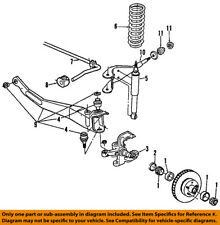FORD OEM 90-97 Ranger Front Suspension-Radius Arm F57Z3A360A