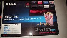 D-Link MovieNite Plus Streaming Media Player