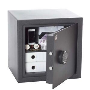 Atlas TA S24 Tresor Safe Elektronikschloss Möbeltresor Sicherheitsstufe S2 + B