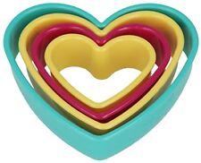 Emporte-pièces et découpoirs forme coeurs