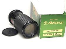 Makinon MC 80-200mm F4.5 f. Rolleiflex SL
