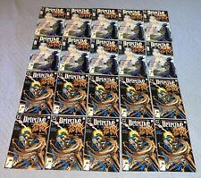 Detective Comics #606 x10, #607 x10 (VF/NM, 1989) comic book lot x20