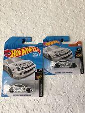 Hot Wheels 1:64 2018 Series DC2 ITR Acura Integra GSR Long Short Card New in Box