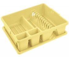 Scolapiatti Scola piatti in plastica tontarelli con raccogli Goccia Grande