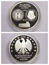 600 Jahre Uni Leipzig 10 Euro In Münzen Ebay
