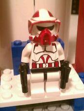 Lego Star Wars Clone Wars Custom Commander Ponds