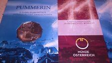 AUSTRIA 5 euros 2011 PUMMERIN ( CAMPANA)