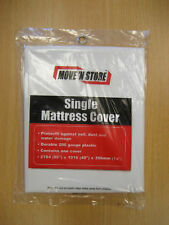 SINGLE BED MATTRESS DUST COVER DURABLE PROTECTIVE SHEET