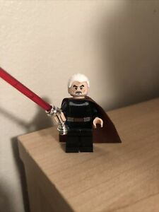 Lego Star wars COUNT DOOKU minifigure 75017 100% REAL LEGO BRAND Authentic