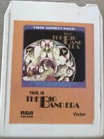 This is The Big Band Era 8 Track Tape 1971 Music Compilation Cassette P8S-5099