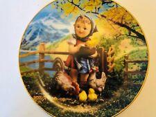 Hummel Plates Gentle Friends Collection Set of 12