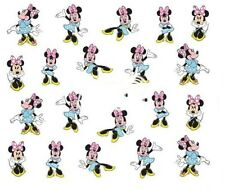 Nail Art Decals Transfers Stickers Baby Minnie Mouse (A-368)