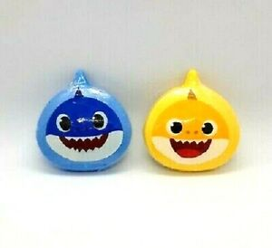 Pinkfong Baby Shark Yellow and Blue Bath Body Cleaner Bath Fizzer