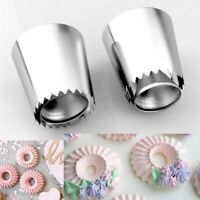 1PC Piping Nozzle Sultan Ring Baking Cookies Mold DIY Party Cake Pastry Tool
