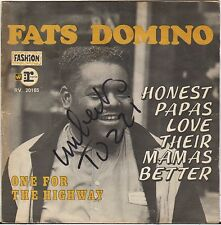 "FATS DOMINO ""HONEST PAPAS LOVE THEIR MAMAS BETTER"" 60'S SP REPRISE RV. 20165"