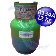 3S BOMBOLA RICARICABILE PESO NETTO 12 Kg GAS R134A CLIMATIZZATORE AUTO FRIGO