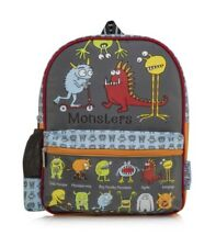 Monster design backpack