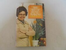 The Art Of Home Making by LDS Mormon  Daryl V. Hoole 1967 HB