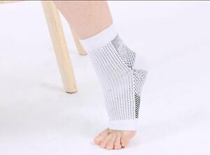 Compression Ankle Sleeve Support Sock Plantar Fasciitis Foot Pain Relief Lot