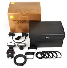 Nikon R1C1 Dual SB-R200 Speedlight Commander Flash Kit - Next Day UK Delivery