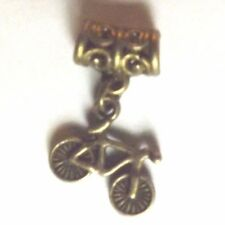 pendentif bronze vélo 14x16 mm