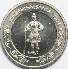 Albania 50 lek 2004 Soldier; musket (#5945)