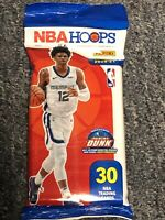 2020-21 NBA Hoops 30 Card Cello Fat Pack, LaMelo, Zion Luka Ja ,Wiseman