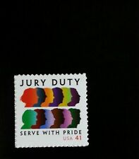 2007 41c Jury Duty, Serve with Pride Scott 4200 Mint F/VF NH