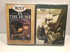 LOT of 2 DVDs RNT Rich-N-Tone  IN THE HUNT & POWER TRIP Duck Goose Hunting New