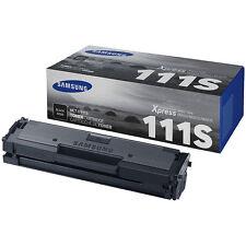 Samsung Original Toner-Kartusche MLT-D111S, black