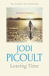 Leaving Time by Picoult, Jodi Book The Cheap Fast Free Post