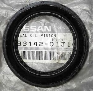 3314201J10 Nissan Seal-oil, transfer case 3314201J10, New Genuine OEM Part