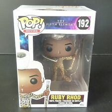 Funko POP Movies Fifth Element Ruby Rhod #192 RETIRED VAULTED RARE Chris Tucker