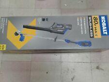 *NEW* Kobalt 2-Piece 80-Volt Cordless Power Equipment Combo Kit (1438133)